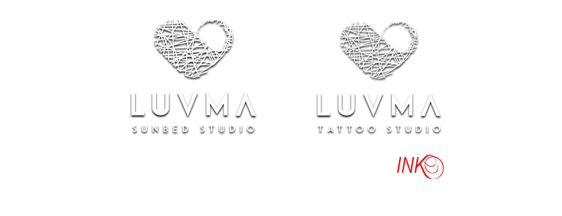 logos sunbed tattoo luvma beauty studio